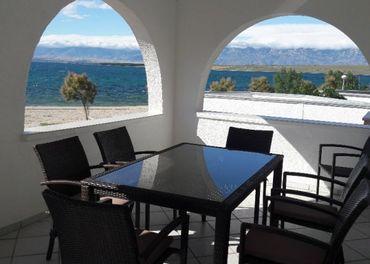 Chorvátsko apartmán  pri pláži 2021