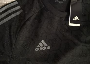 Adidas tričko DRES TAN JACQUARD (nové)