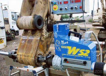 Oprava a renovacia uloženia čapov a púzdier. Oprava otvorov