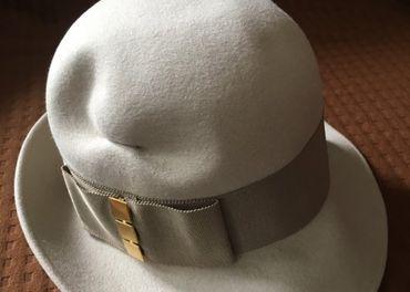 Vintage klobuk