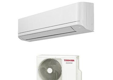 Klimatizácie TOSHIBA - nízke ceny, bezplatná obhliadka