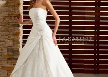 Svadobné šaty JASMINE