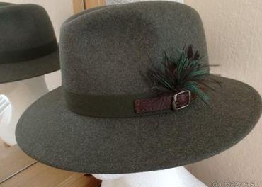 Poľovnícky klobúk v. 58