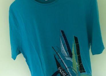 Hugo Boss tričko M