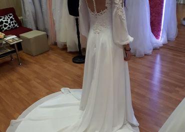 Predám šité svadobné šaty