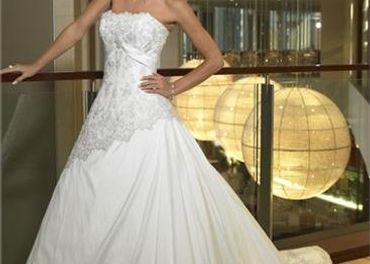 Svadobné šaty SUZANNE VIDAL od Maggie Sottero
