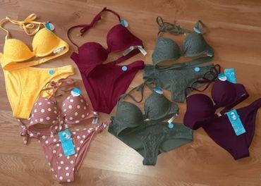 Plavky rôzne farby a veľkosti / Nové