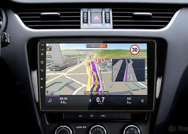 PREDAJ MONTÁŽ -GPS AUTORÁDIÁ NAVI Bluetooth WIFI Carplay