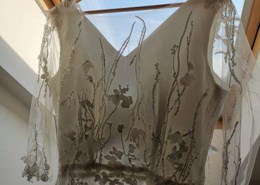 Svadobné šaty vhodné pre väčšie prsia