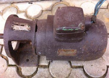 elektromotor O,75 kw a 1400 ot.
