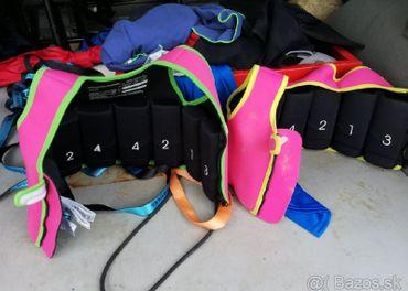 Plavacie vesty pre deti