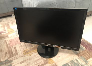 LCD LED full HD ASUS - nefunkčný