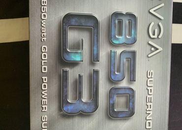 zdroj EVGA SuperNOVA 850 G3