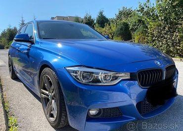 BMW 320d M-Packet F31