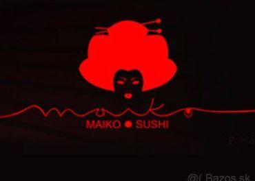 Maiko sushi donáškar