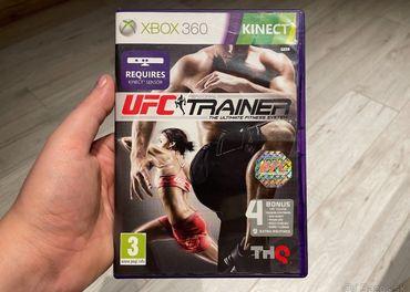 UFC Trainer ( kinect )  XBOX 360