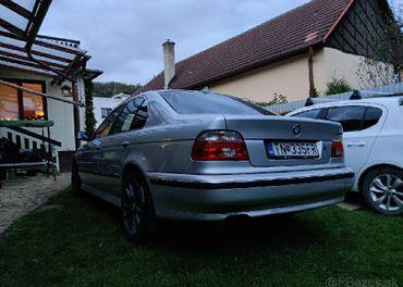 BMW E39 2.5tds