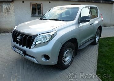 Toyota Landcruiser 3.0I D-4D Power, 2015