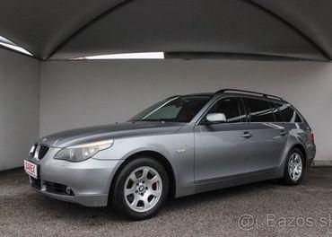 100-BMW 520, 2006, nafta, 2.0 d, 110 kW, 257146 km