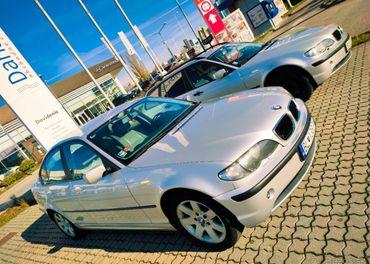 BMW E46 318d 2004 85kW