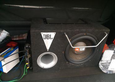 Subwoofer JBL 1600