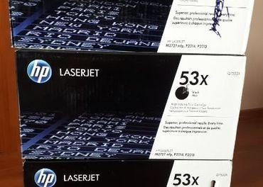 Predam original toner HP Q7553X a Q7553A.