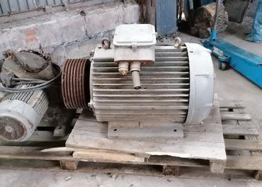 Motor 100/115 kw