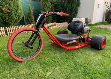 Drift Trike - driftovacia trojkolka