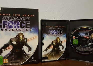 Star Wars - The Force Unleashed (PC) Ultimate Sith Edition