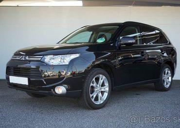 538-Mitsubishi Outlander,2013,nafta,2.2 DI-D,110kW,125372km