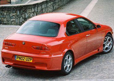Kupim Alfa Romeo 156 GTA sedan