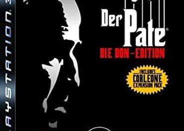 The Goodfather The Dons Edition PS3 v Nemčine-ZBERATEĽKA