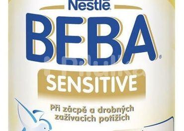Beba sensitive 800g mlieko