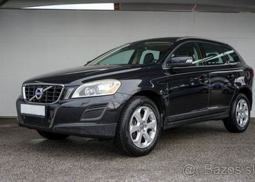 537-Volvo XC60,2011, nafta, 2.0 D4 Kinetic, 120kW, 202507 km