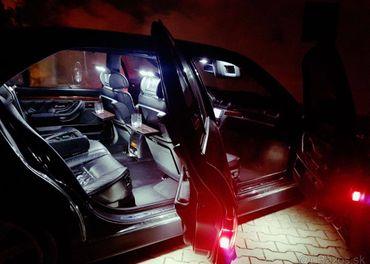 Led do auta, sulfid, t10, p21w canbus