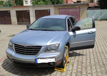 Chrysler Pacifica 3.5 LPG 2006 ND