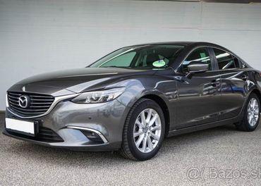 511-Mazda 6, 2016, nafta,2.2 SKYACTIV-D,110kW, 176744 km