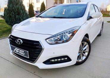 Hyundai I40 CW 1.7CRDi 2017 v záruke (Možný odpočet DPH)