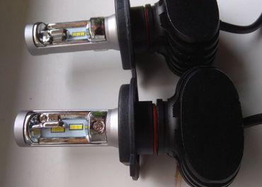 LEDžiarovky  xenonové výbojky + led parkovačky k tomu zdarma