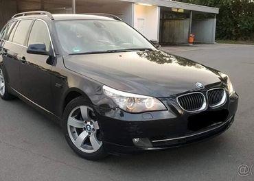 BMW e61 525d LCI AT