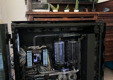 PC AMD Threadripper 2950X, 64GB DDR4, 4TB SSD, RTX2080 Super