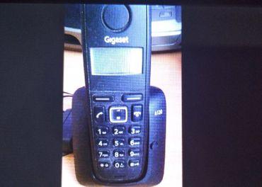 Lacný-Nový bezdrôtový telefón s pamäťou