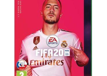 FIFA 2020 cz xbox