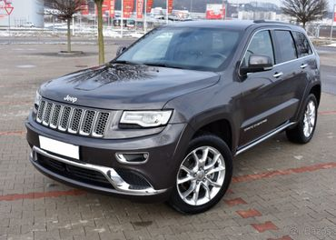Jeep GRAND CHEROKEE 3.0 CRDI SUMMIT 34km 2015 SK TP