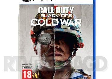 PS5 COD Cold War - Kupim