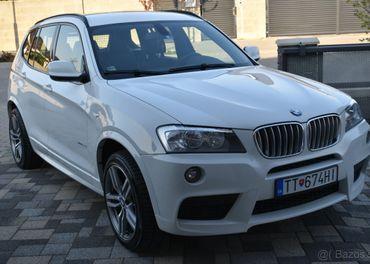 BMW X3 xDrive30d A/T AUTOMAT 8