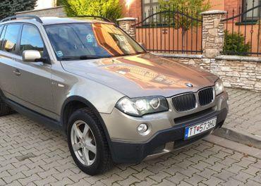 BMW X3    xDrive2,0d 177ps Automat  rok 2008