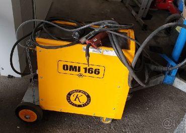 zváračka OMI 166 - zvárací poloautomat