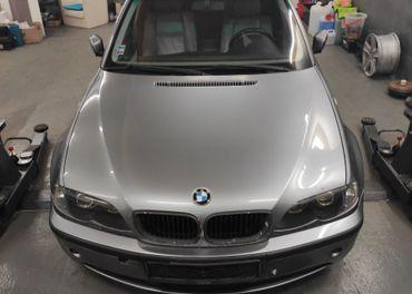 BMW E46 330D 150kw R.V 2004