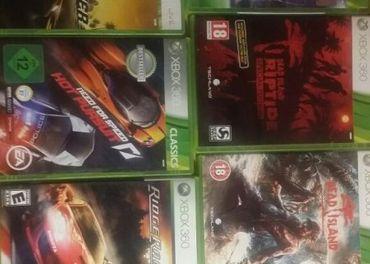 xbox 360 hry už len tieto mám